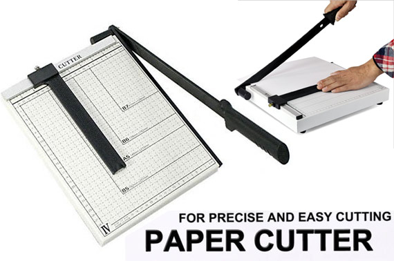 A4 To B7 Paper Photo Cutter Guillotine Trimmer