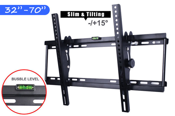 32-70inch LCD TV Tilt Wall Mount Bracket
