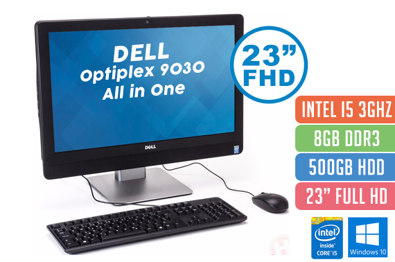 Ex-lease Dell OptiPlex 9030 23