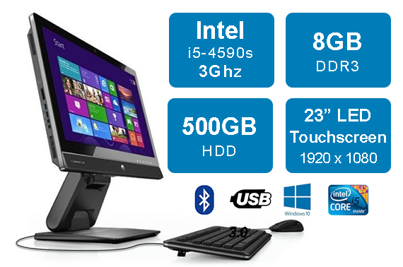 HP EliteOne 800 G1 All-in-One 23