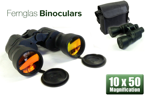 10 x 50 Magnification Long Range Fernglas Binoculars