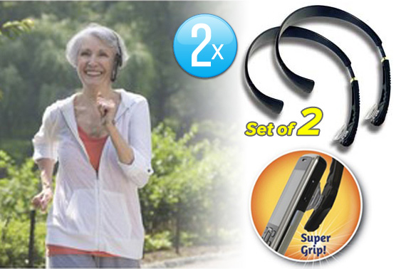 Super FREE Ozstock Day: 2x 2-Pack Handsfree Adjustable Mobile Phone Holders