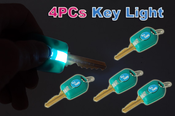 4 x LED Key Light