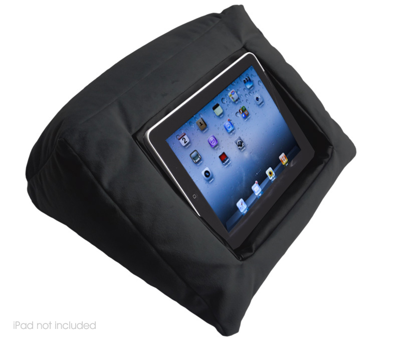 Comfortable Cushion Pillow Holder For Ipad And Other Tablets