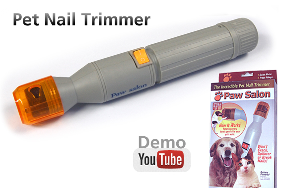 FREE Ozstock Day: Paw Salon Pet Nail Trimmer