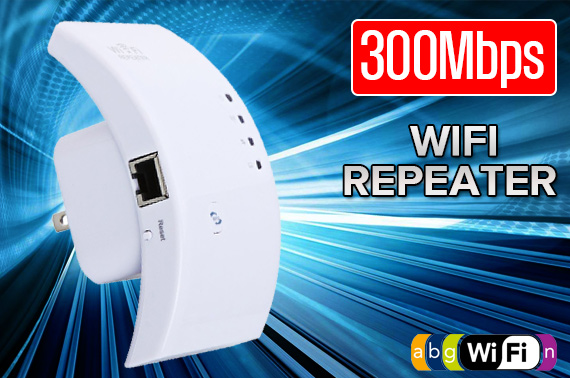 300M WLAN Wireless Wifi Repeater 802.11N