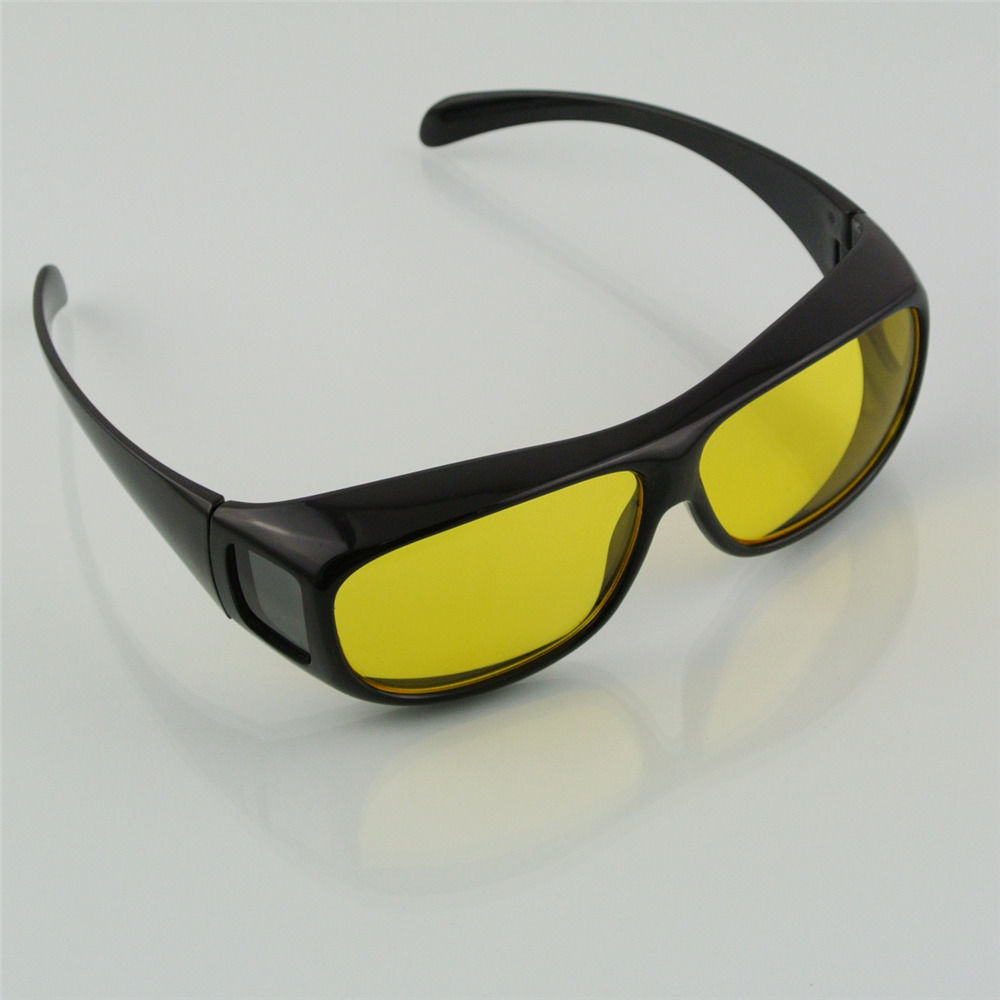 Hd Vision Wrap Around Sunglasses Green Communities Canada Kacamata Klip On Anti Silau Arounds Isi 2