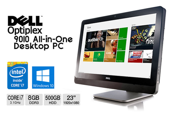 Dell Optiplex 9010 All-in-One 23