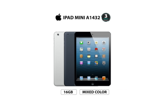 Refurbished Apple iPad Mini 1st Gen. A1432 16GB, Wi-Fi 7.9
