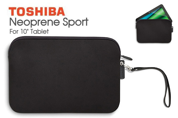 Toshiba Neoprene Sport for the 10-inch Thrive