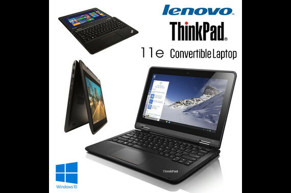 Refurbished Lenovo ThinkPad 11e 11.6