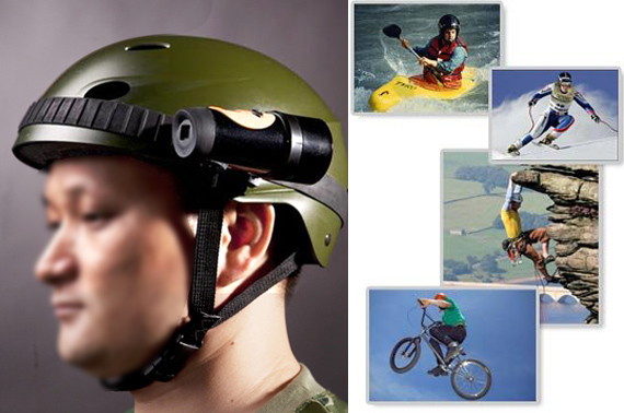 HD 720P Waterproof Sport Helmet Action Camera Cam DVR DV,AT18B,1280*720/30fps