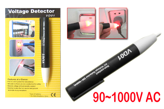 AC Voltage Detector Pen