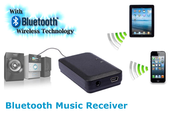 Bluetooth Stereo Music Wireless Transmitter