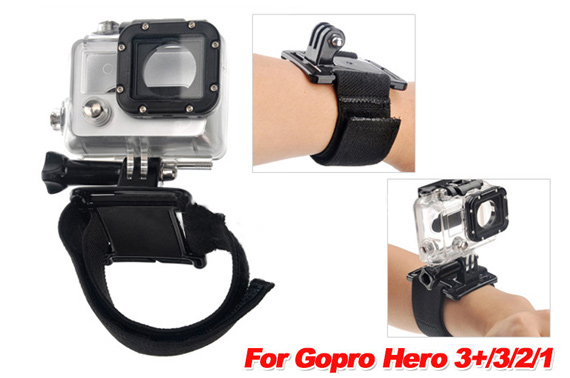 Gopro Wrist Strap Mount for GoPro HERO Camera