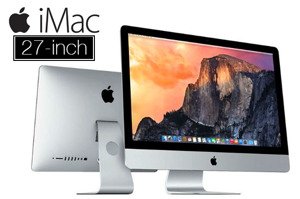 Ex-lease Apple iMac 27-inch (Late 2012) A1419