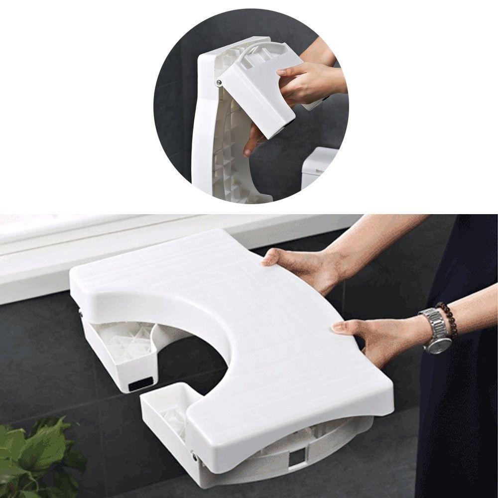 Foldable 7 Quot Eco Toilet Potty Stool