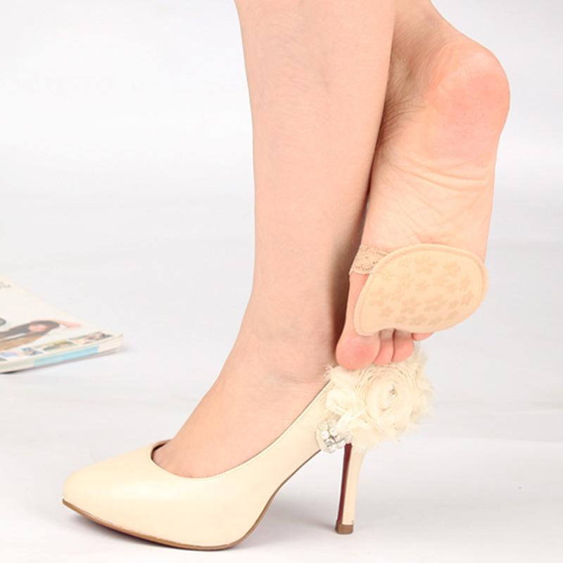 Shock Absorbing High Heel Shoe