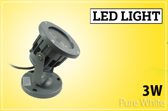 3W LED Flood Light