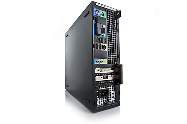 Dell Optiplex 990 Sff Desktop I3 2120 4gb 320gb Dvd Rw